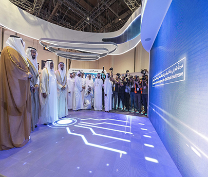 Abu Dhabi boosts healthcare innovations with AI Lab at Arab Health