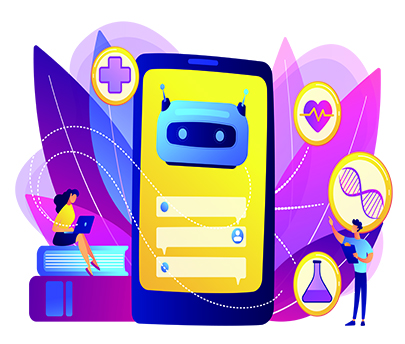 Chatbots for healthcare: AI assistants to the rescue