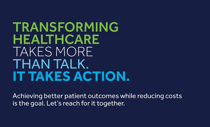 Transforming Healthcare, Together