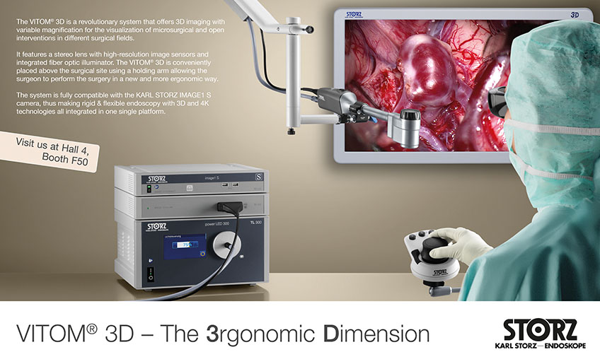 VITOM® 3D - The 3rgonomic Dimension