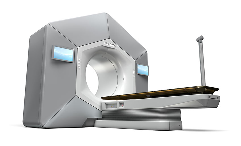 Halcyon™ system  is Varian's newest cancer treatment device