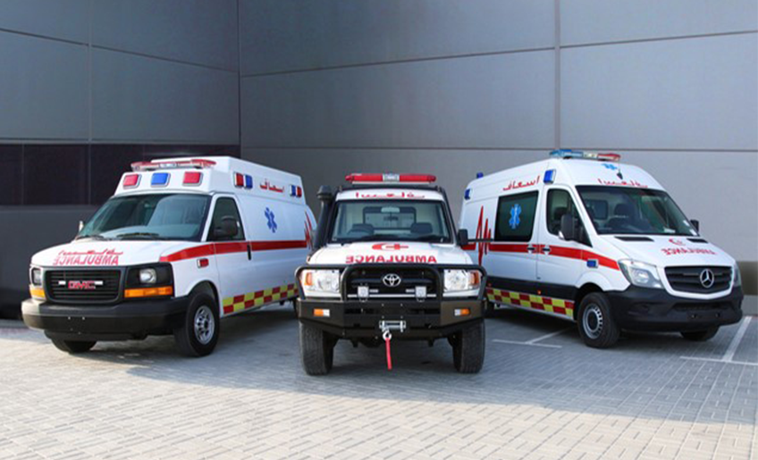 Paramed Ambulances at Arab Health 2020