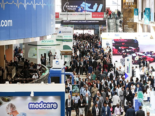 Arab Health 2019: Be at the Forefront of Healthcare Advancements